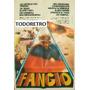 Afiche De Cine Juan Manuel Fangio - Hugh Hudson - 1976