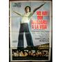 Palito Ortega ! Afiche Cine Original 1975 Olinda Bozan N404
