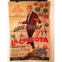 Afiches De Cine - La Chacota - Luis Aguile