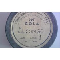 Congo Lata Con Cola De La Pelicula