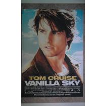 Vanilla Sky 0389 Tom Cruise Afiche De 1 X 0.70