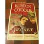 Afiches De Cine Antiguos Con R. Burton, P.ótoole