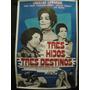 Afiche De Peliculas Tres Hijos Tres Destinos L.lamarque
