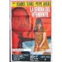 Afiche La Señora Del Intendente Isabel Sarli Pepe Arias 1967