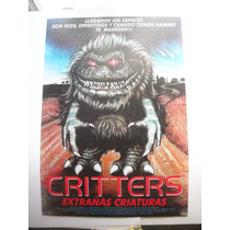 Imperdible Poster Original De La Pelicula Critters
