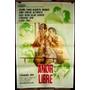 Zulma Faiad ! Afiche Cine Orig 1969 Amor Libre N355