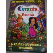 Posters De Video Peliculas Argentinas Varios Titulos $20c/u