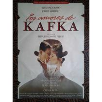 Los Amores De Kafka 2534 Pecoraro Marrale 1 X 0.70