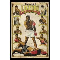 Carteles Antiguos Chapa Poster 60x40cm Box Legends Fi-000