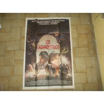 Afiche De Cine Antiguo - Original