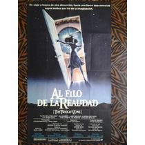 Al Filo De La Realidad 2618 Afiche De 1.10 X 0.75