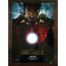 Iron Man 2 2931 Marvel Afiche De 1 X 0.70