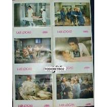 Afiche Las Locas Mercedes Carreras, Juan Jose Camero 1977