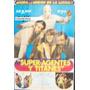 Afiche Superagentes Y Titanes En El Ring Víctor Bo 1986