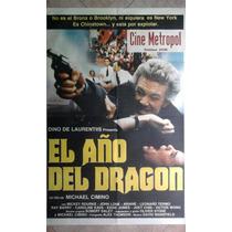 El Año Del Dragon 0752 De Laurentis Rourke 1.10 X 0.75