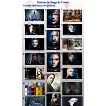Posters De Juego De Tronos