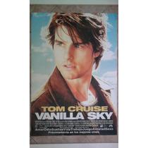 Vanilla Sky 0391 Tom Cruise Afiche De 1 X 0.70