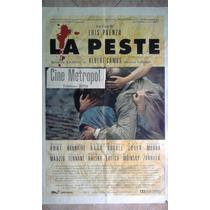 La Peste 0747 Puenzo Hurt Duvall Julia Murua 1.10 X 0.75