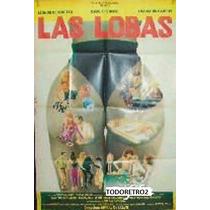 Afiche Las Lobas Leonor Benedetto Camila Perisse Campoy 1986