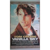 Vanilla Sky 0393 Tom Cruise Afiche De 1 X 0.70