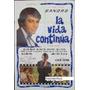 Afiche La Vida Continúa Sandro Cunny Vera R Bauleo 1969