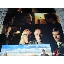 X Files Fotos Coleccion Lobby Card Original