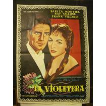 La Violetera - Sarita Montiel - Raf Vallone