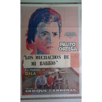 Los Muchachos De Mi Barrio 0567 Ortega 1.10 X 0.75