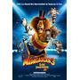 Poster Original Cine: Madagascar 3