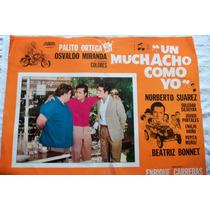 Mini Poster Un Muchacho Como Yo Palito Ortega