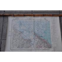 Mapa De San Fernando - Bs. As.- Material Coleccionable