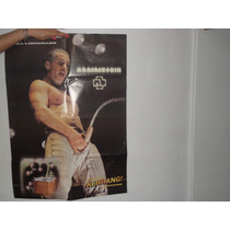 Rammstein - Poster De 80 Cm De Largo X 58 Cm De Ancho