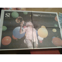 - Poster - Flaming Lips - Geba - 2011 - Si - Clarin -