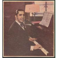 Mini Poster Carlos Gardel Cantante De Tangos