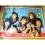 Bon Jovi World Tour 1986 Afiche Original De Calle Francia
