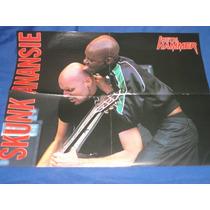 Skunk Anansie -poster De 40 Cm De Largo X54 Cm De Ancho