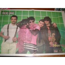 - Poster - Viejas Locas - 2009 - Suplemento Si - Clarin -