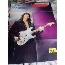 Poster Richie Blackmore Rainbow