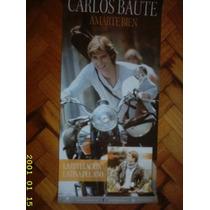 Carlos Baute Limitado No Dvd Cd Poster Promo Rarisimo
