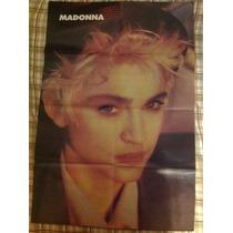 Madonna Poster (original Década ´80)