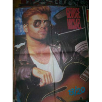 Poster George Michael/jesus Jones (069)