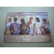 Imperdible Poster De Pink Floyd Back Catalogo