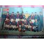 Póster Revista Mundo Deportivo San Lorenzo Campeonato 1956