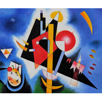 Kandinsky Vasili Obras En Láminas O Pósters