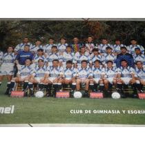 Poster De Gimnasia Y Esgrima De La Plata Hummel