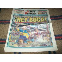 Recuerdo Boca Campeón Copa Sudamericana 2005