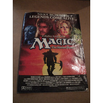 * Poster Pelicula Magic