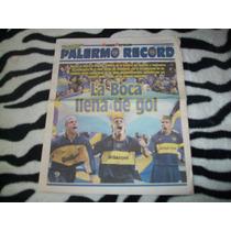 Suplemento Martín Palermo Record