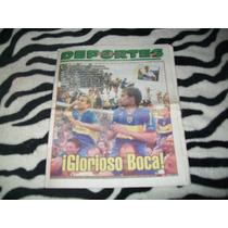Suplemento Boca Campeón Apertura 2005