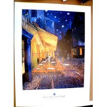 Lamina De Van Gogh , Cafe Terraza, Impresa En Usa